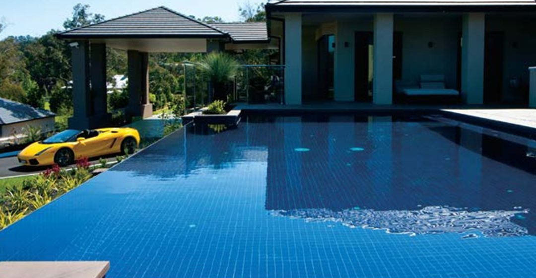 Yarra Valley Infinity Pool | Exotic Pools | Ultracourts ...