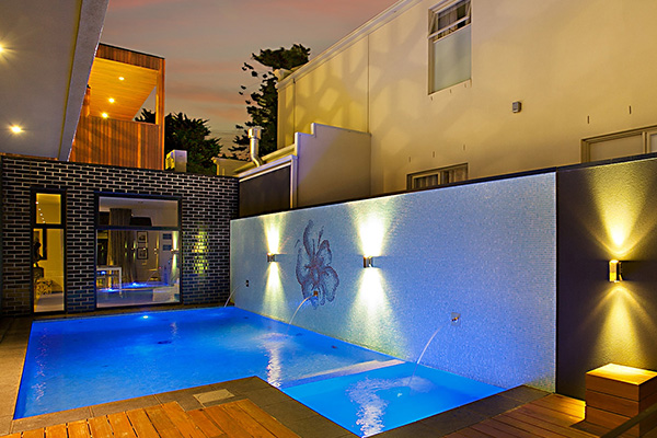 Exotic Pools Melbourne - Pool Water Features