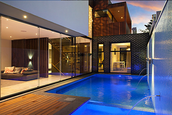 Exotic Pools - Pool Water Features