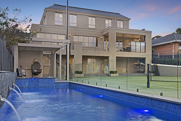 Exotic Pools - custom concrete pools melbourne