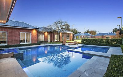 BALLARAT Inground Pool & Spa