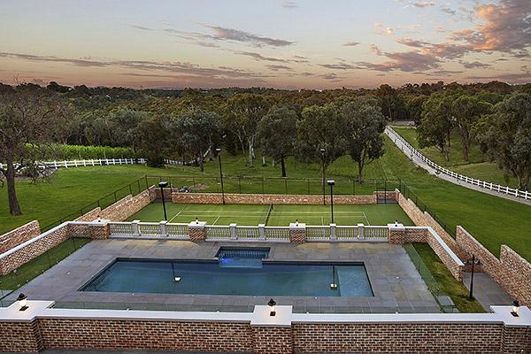 Wonga Park Concrete Inground Pool