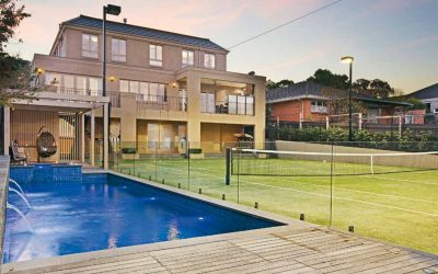 BALWYN Concrete Inground Lap Pool