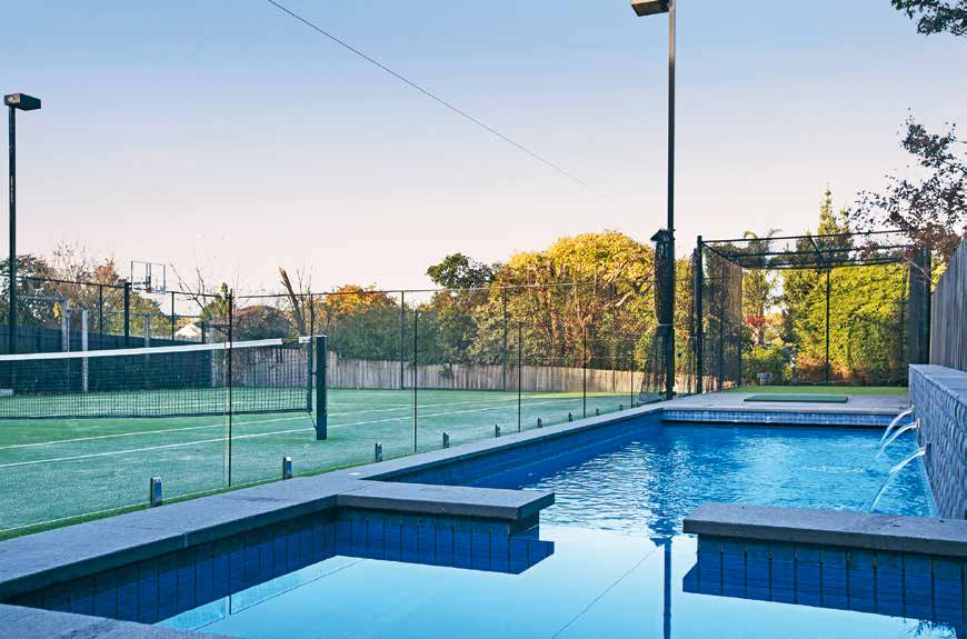 BALWYN Concrete Inground Pool