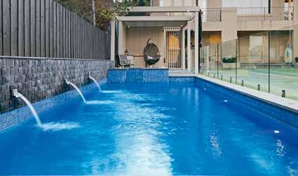 BALWYN Concrete Inground Pool